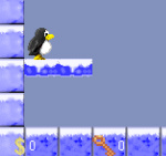 Jugar Tux on the Run
