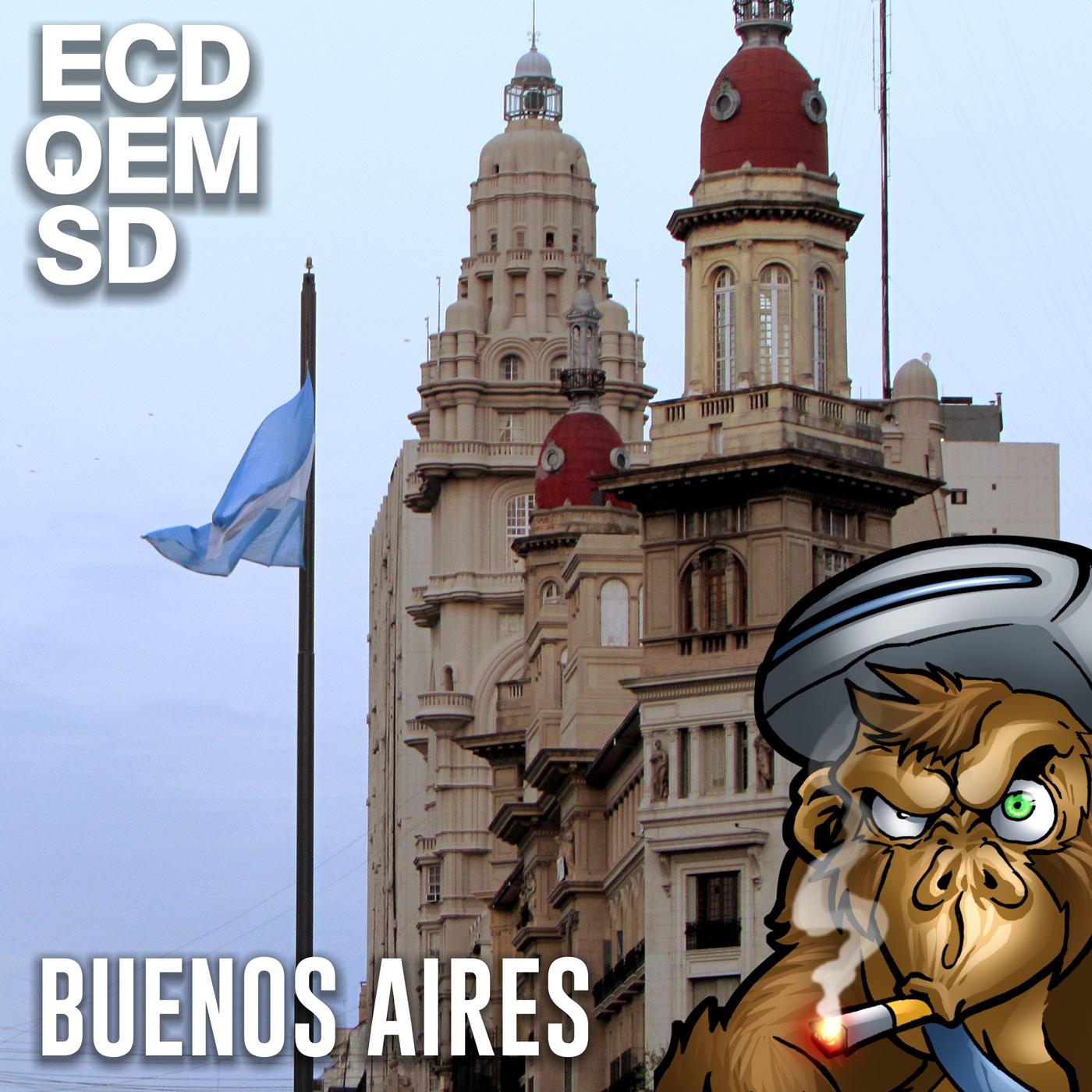 4304: Buenos Aires Dantesca
