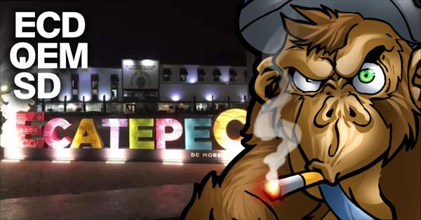 ECDQEMSD Podcast Show 4489 - Ecatepec
