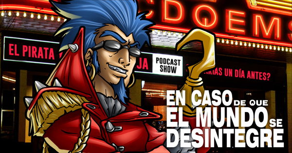 El Pirata - Conductor del podcast