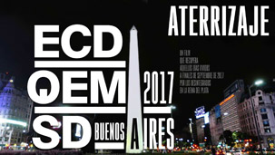 ECDQEMSD - Aterrizaje Buenos Aires, Argentina 2017