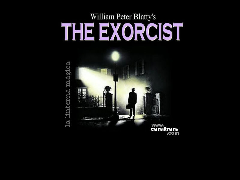 Wallpaper The Exorcist