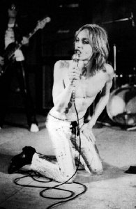 Iggy Pop and The Stooges en concierto