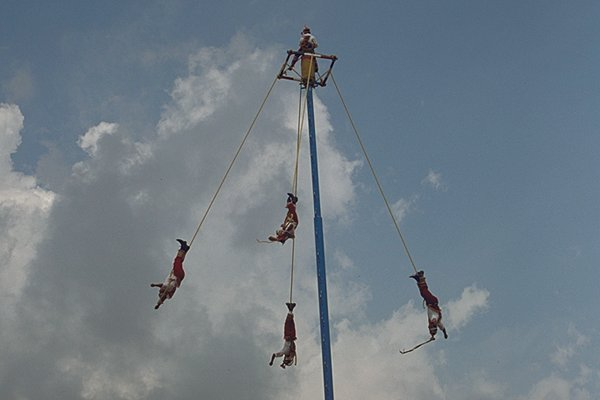 los voladores de papantla: